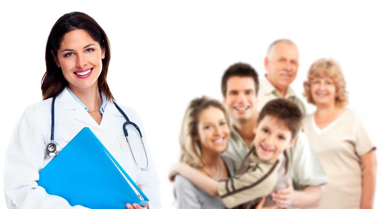 Γενική - Οικογενειακή Ιατρός | Μουρλούκου Δήμητρα